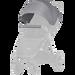Britax Kap set – B-AGILE / B-MOTION Steel Grey