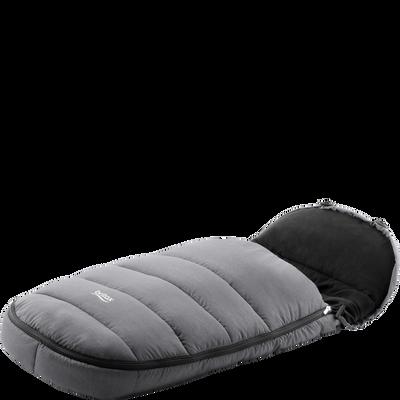 Britax Shiny-voetenzak Melange Grey